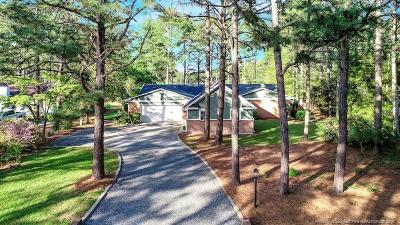 Moore County Single Family Home For Sale: 4 Bogie Drive