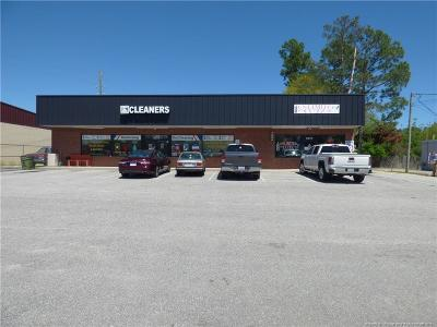 Cumberland County Commercial For Sale: 6378 Yadkin Road