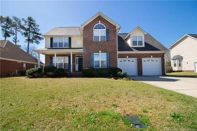 Fayetteville Single Family Home For Sale: 2731 Bardolino Drive