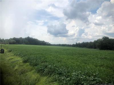 Harnett County Residential Lots & Land For Sale: McDougald Road