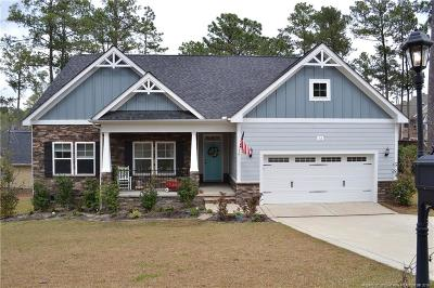 Harnett County Single Family Home For Sale: 32 Piney Pond Road