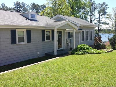 Harnett County Single Family Home For Sale: 414 Vic Keith Road