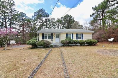 Pinehurst Single Family Home For Sale: 256 Richmond Street