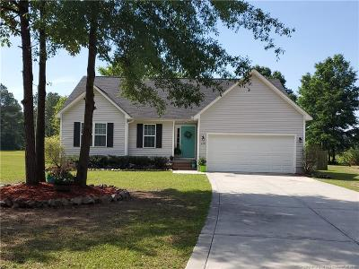 Red Springs Single Family Home For Sale: 110 Lake View Drive