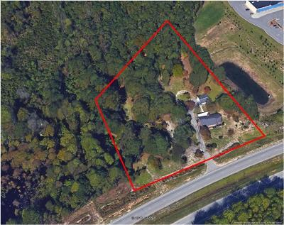 Fayetteville Residential Lots & Land For Sale: 5208 S Nc 87 Highway