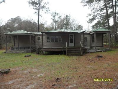 Sampson County Single Family Home For Sale: 120 Country Dew Lane