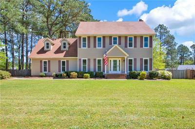 Fayetteville Single Family Home For Sale: 6487 Windy Creek Way