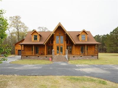 Parkton Single Family Home For Sale: 514 Creek Farm Road