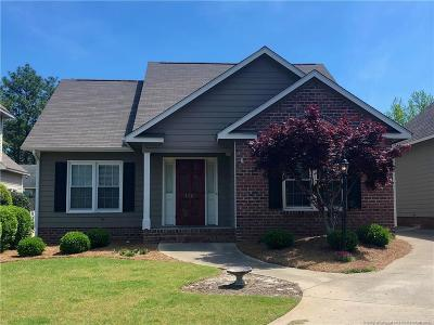 Fayetteville NC Single Family Home For Sale: $205,000