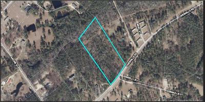 Residential Lots & Land For Sale: Overhills Road