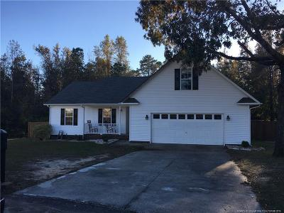 Raeford Single Family Home For Sale: 293 Deep Creek Lane