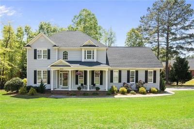 Fayetteville Single Family Home For Sale: 6830 Munford Drive