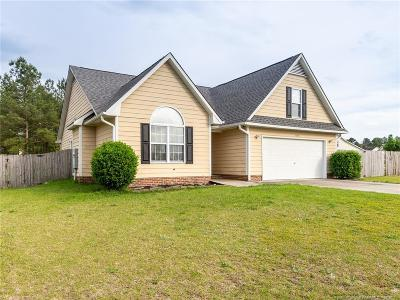 Raeford Single Family Home For Sale: 108 Camrose Court