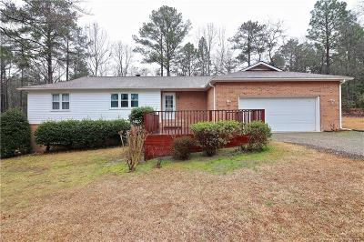 Moore County Single Family Home For Sale: 101 Winston Drive