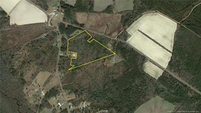 Fayetteville Residential Lots & Land For Sale: Sharon Church Road