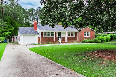 Harnett County Single Family Home For Sale: 3115 Cliffdale Road