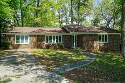 Fayetteville Single Family Home For Sale: 6322 Greyfield Road