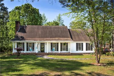 Cumberland County Single Family Home For Sale: 107 Farmers Road