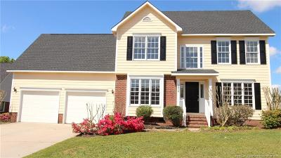 Cumberland County Single Family Home For Sale: 2824 Franzia Drive