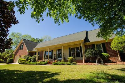 Hope Mills Single Family Home For Sale: 6087 Gallberry Farms Road