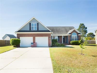 Harnett County Single Family Home For Sale: 61 Macon Court