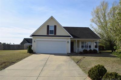 Fayetteville Single Family Home For Sale: 5029 Yorkchester Drive