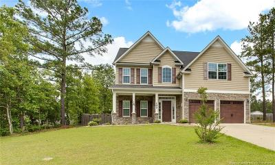 Harnett County Single Family Home For Sale: 102 Olde Cypress Point