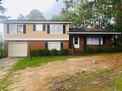 Fayetteville Single Family Home For Sale: 5603 Macgregor Court