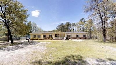 Harnett County Single Family Home For Sale: 40 Jessica Court