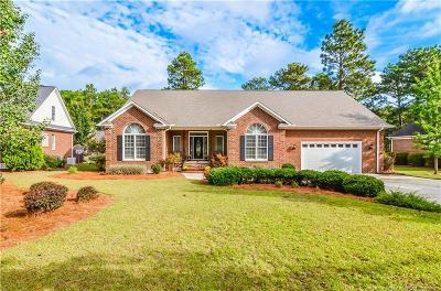 Fayetteville Single Family Home For Sale: 2805 Selhurst Drive