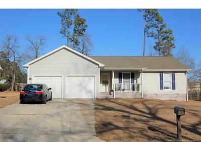 Fayetteville Rental For Rent: 6930 Bone Creek Drive