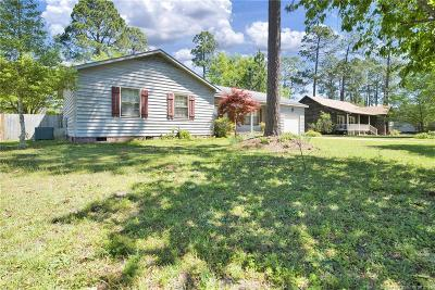Hope Mills Single Family Home For Sale: 5916 Rehoboth Road