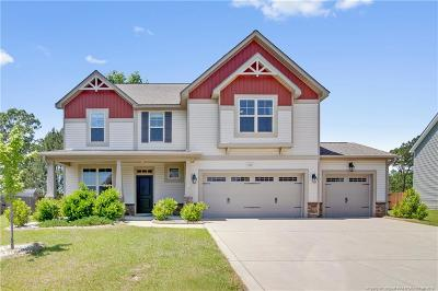 Raeford Single Family Home For Sale: 442 Royal Birkdale Drive Drive