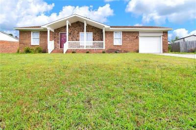 Fayetteville Single Family Home For Sale: 321 Old Farm Road