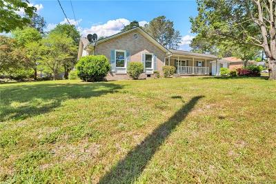 Fayetteville Single Family Home For Sale: 901 Ruton Court
