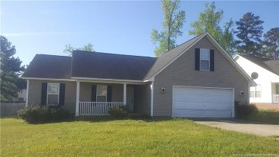 Fayetteville Single Family Home For Sale: 920 Broadmore Drive