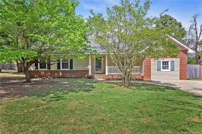 Fayetteville Single Family Home For Sale: 6860 Woodmark Drive