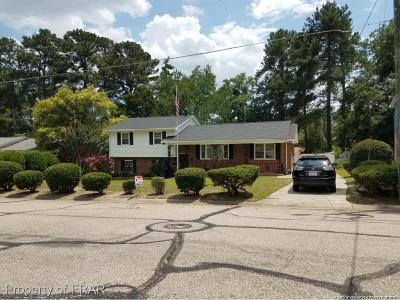 Fayetteville Single Family Home For Sale: 3408 Cranbrook Drive