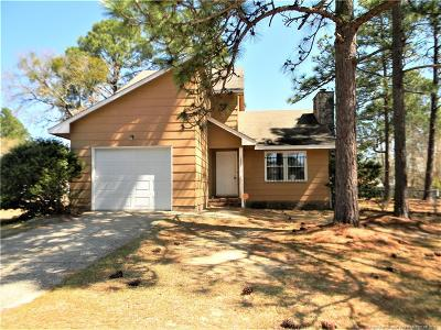 Spring Lake Single Family Home For Sale: 101 Carmichael Lane