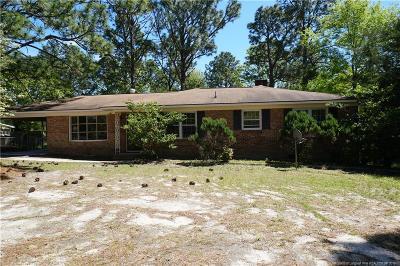 Fayetteville Rental For Rent: 161 Summer Hill Road