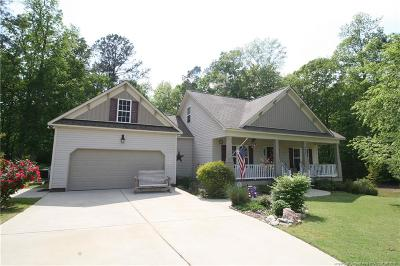 Single Family Home Pending: 157 Hickory Nut Drive