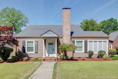 Fayetteville Single Family Home For Sale: 112 Ellington Street