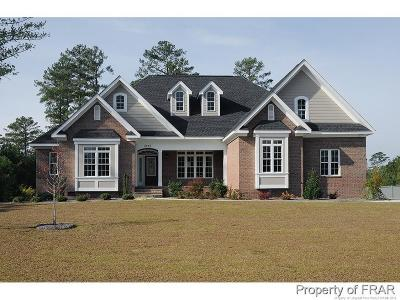 Fayetteville Single Family Home For Sale: 3445 Camberly Drive