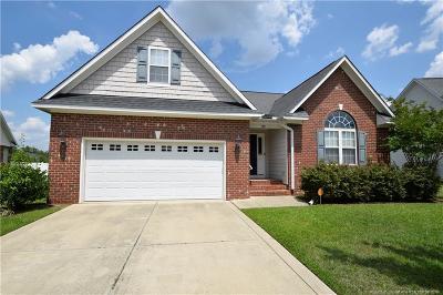 Raeford Single Family Home For Sale: 180 Lennox Loop