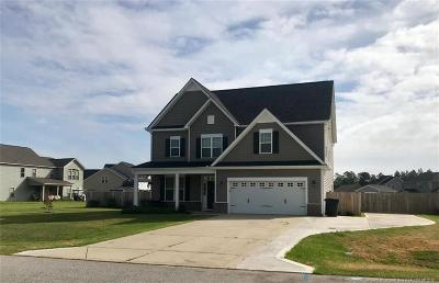 Hope Mills Multi Family Home For Sale: 868 Pecan Grove Loop