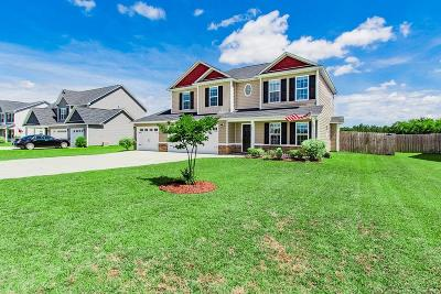 Raeford Single Family Home For Sale: 283 Legends Drive