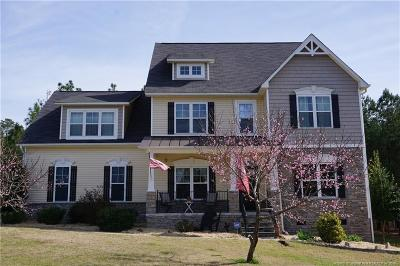 Raeford Single Family Home For Sale: 5078 Aberdeen Road