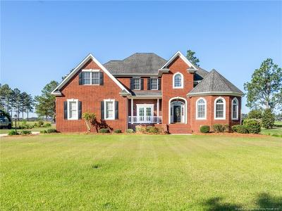 Raeford  Single Family Home For Sale: 262 Citadel Court