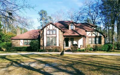 Red Springs Single Family Home For Sale: 106 Huntingdon Drive