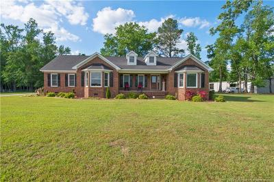 Fayetteville Single Family Home For Sale: 5546 Butler Nursery Road